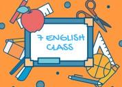 INGLÉS: Clases Particulares en Los Olivos y Más Distritos