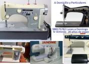 Servicio técnico integral para máquinas de coser
