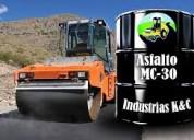 Venta de asfalto mc-30