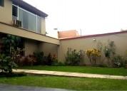 Vendo amplia casa cerca de parque en san isidro