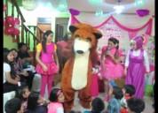 Show infantiles 965102294 en santiago de surco,mol
