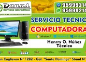 ReparaciÓn de computadoras en chiclayo 959992145