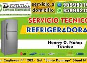 ReparaciÓn de refrigeradoras en chiclayo 959992145