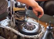Reparacion y mantenimiento de cajas automaticas