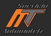 Servicio en reparaciones de turbos compresores