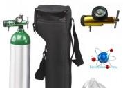 Balon de oxigeno portatil tipo d al por mayor