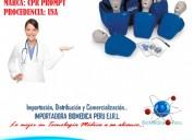 MuÑecos entrenamiento resucitacion cardiopulmonar