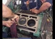 Reparacion y mantenimiento de motores a diesel
