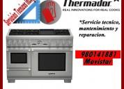 980141881 mantenimiento para cocinas thermador