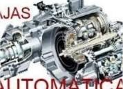 Mantenimiento y reparacion de cajas automaticas