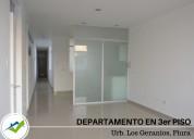 Departamento 3er piso - piura (cerca a udep y upao