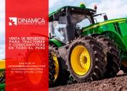 Filtros para tractores agrÍcolas