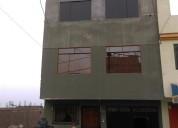 Vendo casa de 4 pisos en chaclacayo
