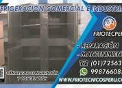 Rapidos!! asistencia tecnica refrigeracion 7256381