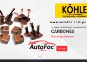 Autofoc – venta de autopartes elÉctricas