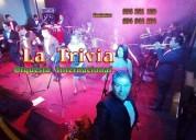 Orquesta para fiesta año nuevo la trivia perú