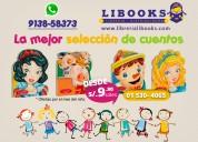Libooks libreria. – libros de cualquier tipo