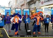 Activaciones publicitarias cusco