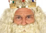 Barbas   y  pelucas  rey    mago   cel : 999023200