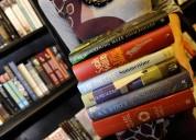 Compro libros a domicilio de toda clase