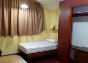 Alquilo habitación amplia con baño s/.700 -calera