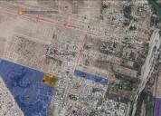 Terreno 1,000 m² -la providencia, piura los ejidos