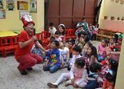 Cuentacuentos con narrador de cuentos para niÑos