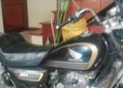 Moto lineal honda