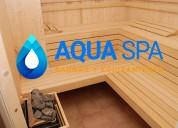 ConstrucciÓn de sauna seco