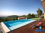 ConstrucciÓn y acabados de piscina residencial/com