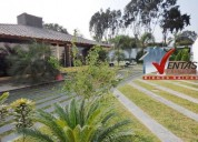 casa como terreno ideal para proyecto de departamentos zona residencial surco 1266 m2