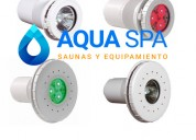 Luces led para piscinas y spa