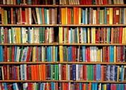 Se compra toda clse de libros en general