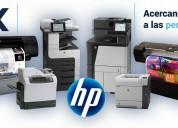 Aix servicio técnico de impresoras kyocera hp