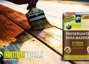 Venta de preservante de madera / alquitran