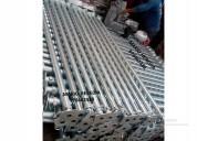 puntales importados galvanizados encofrado de losa