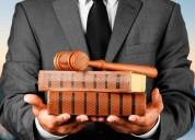 Abogado especialista en derecho registral y civil
