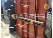 Accesorios para encofrado metalico tuercas barras