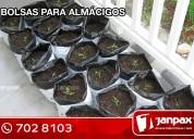 Bolsas para plantones - janpax