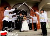 Cruce de espadas para matrimonio – eventos salvaci