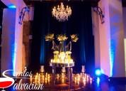 Servicio de decoración para matrimonios