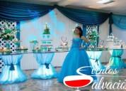 Servicio de decoración para quince años