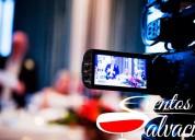 Filmación profesional – eventos