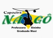 Clases de capoeira