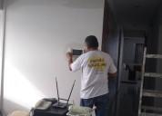 Pintados de casas, remodelación y servicios gral.