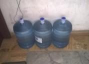 Vendo agua de mesa para servir