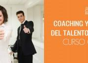 Curso coaching y desarrollo del talento humano