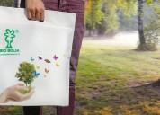 Bolsas ecologicas de tela notex
