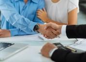 Asesores financieros de crédito