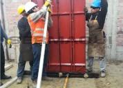 Sistema de encofrado metÁlico para tu construcciÓn